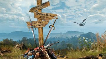 PS4港服《巫师3狂猎》第二周目模式现已上线