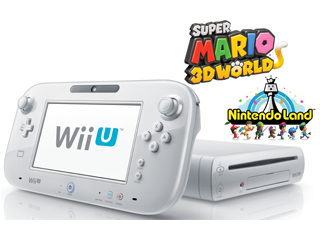 WiiU白色32G版翻新主机重新开始销售