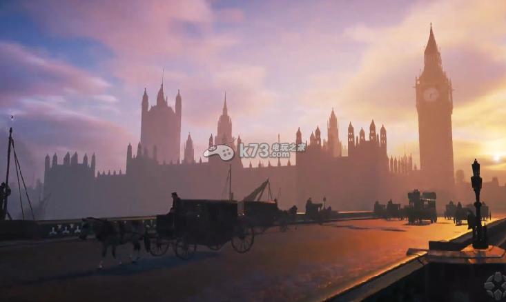 《刺客信条枭雄》展现伦敦风景的宣传视频公开