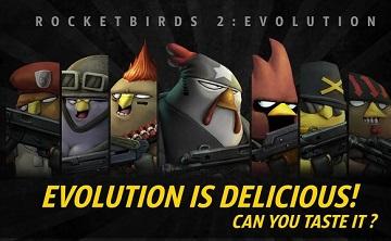 《火箭鸟2进化》参展TGS 2015 2016年冬发售