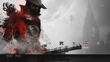 索尼向《血源诅咒》白金玩家免费赠送PS4主题