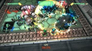 WiiU《卡图斯 进击的机器人》实机演示视频