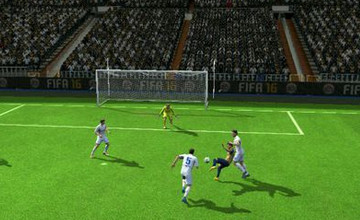 FIFA16加速过人技巧