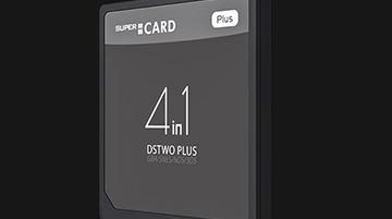 DSTWO PLUS烧录卡10月上市:支持3ds/nds/gba/sfc游戏