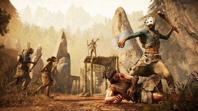《孤岛惊魂原始杀戮》公布 回到石器时代