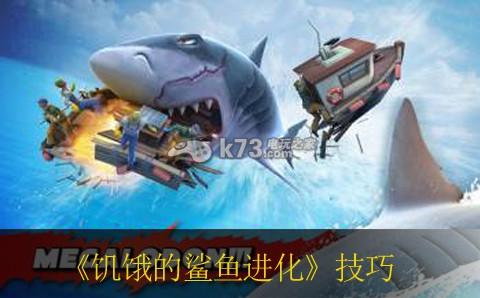 饥饿的鲨鱼进化实用技巧