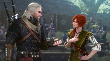 """《巫師3狂獵》新收費DLC""""石之心""""現已上線"""