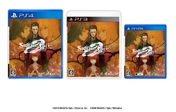 《命运石之门0》延期至12月10日发售