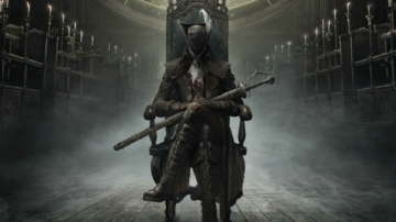 欧洲SCE将推出《血源诅咒年度版》实体光盘 11月27日发售