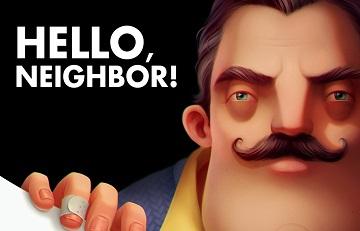 潜入动作游戏《你好,邻居!|Hello, Neighbor!》开启众筹
