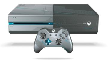 《光环5》限定Xbox One主机套装开箱视频释出