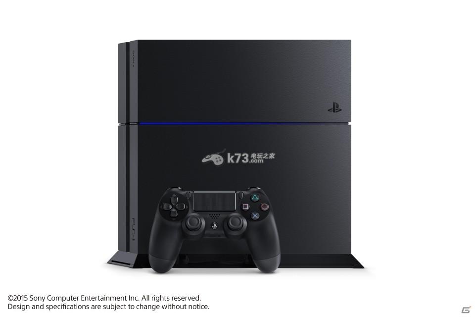 ps4黑色1TB版降价至39980日元