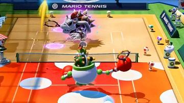 《马里奥网球终极扣杀》新宣传片释出 新角色加入