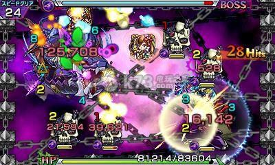 《怪物弹珠》3ds版原创怪物技能及能力介绍