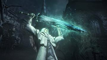 《血源诅咒老猎人》连盟系统及月光圣剑截图