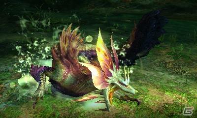 《怪物猎人x》七只新boss怪物介绍