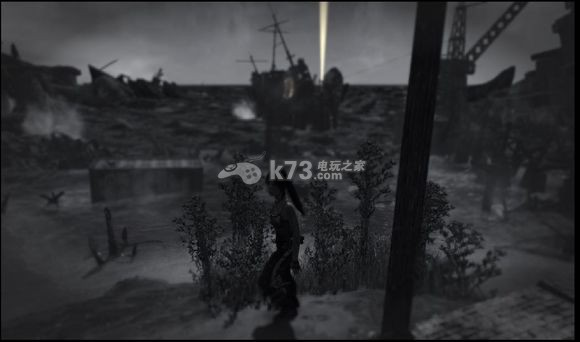 古墓丽影崛起小木船附近怎么过