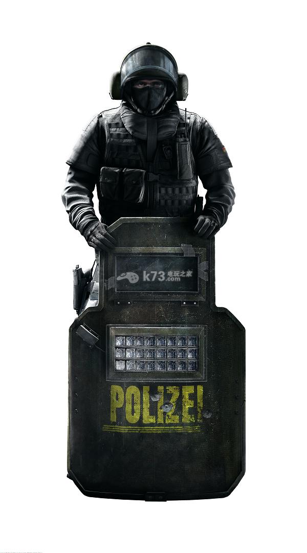 彩虹六号围攻德国联邦警察人物介绍