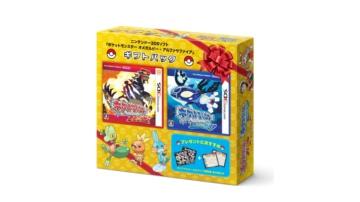 《口袋妖怪红蓝宝石》复刻版将于12月10日推出礼包促销装