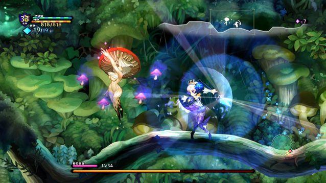 《奥丁领域》PS2/PS4版游戏比较视频释出