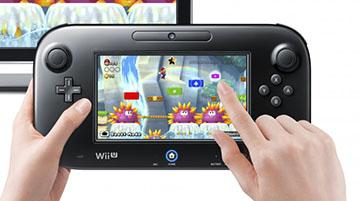 WiiU GamePad日本开放单独销售!