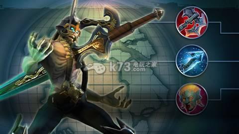最終榮耀鬼劍骷髏百場出裝及團戰技巧分享