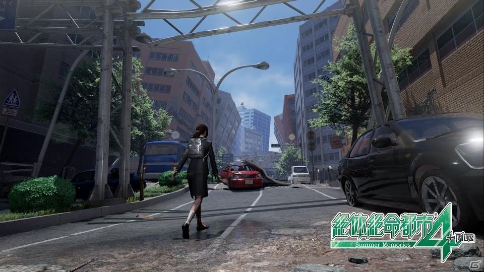《绝体绝命都市4plus》首部宣传pv释出