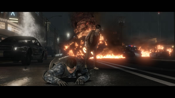 《超凡双生》PS4 vs PS3版画面对比视频