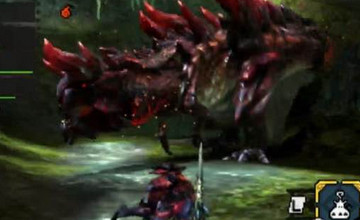 怪物獵人x村任務流程攻略