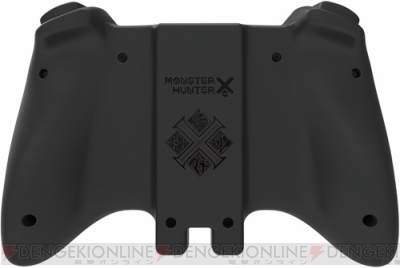 《怪物猎人x》限定版new3dsll假肢发售