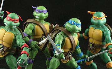 白金工作室正在制作《忍者神龟》游戏新作