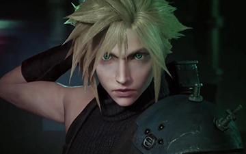 《最终幻想7重制版》首段实机影像公开