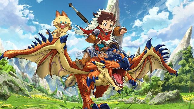 《怪物猎人物语》动画将达48话 1月开播