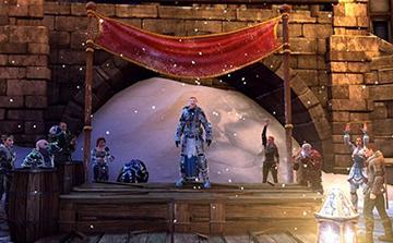 《无冬OL》XBOX冬幕节降临 无冬城内一起嗨