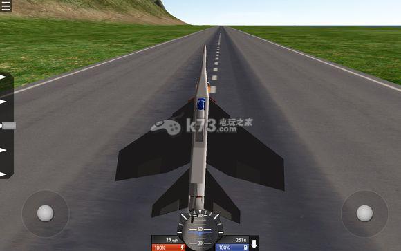 简单飞机simpleplanes低速起飞教程