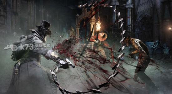血源诅咒武器加特林分析