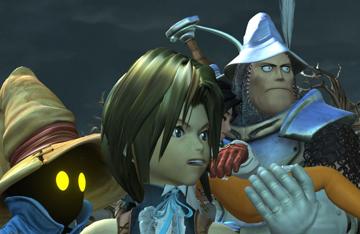 《最终幻想9》近期登陆安卓/ios/pc平台