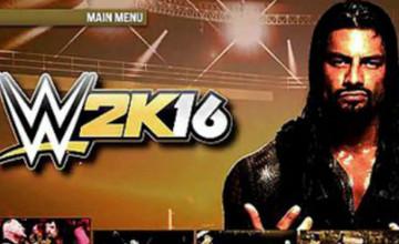 WWE2K16动作包演示
