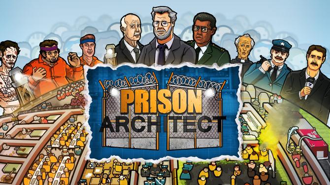 《监狱建筑师》将发售PS4/XB1/X360版