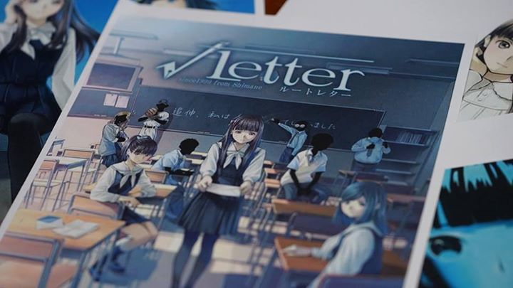 PS4/PSV《Root Letter》或将推出中文版