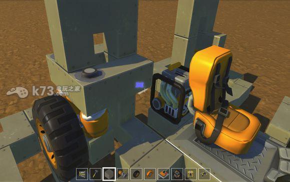 废品机械师方块电路连接规则