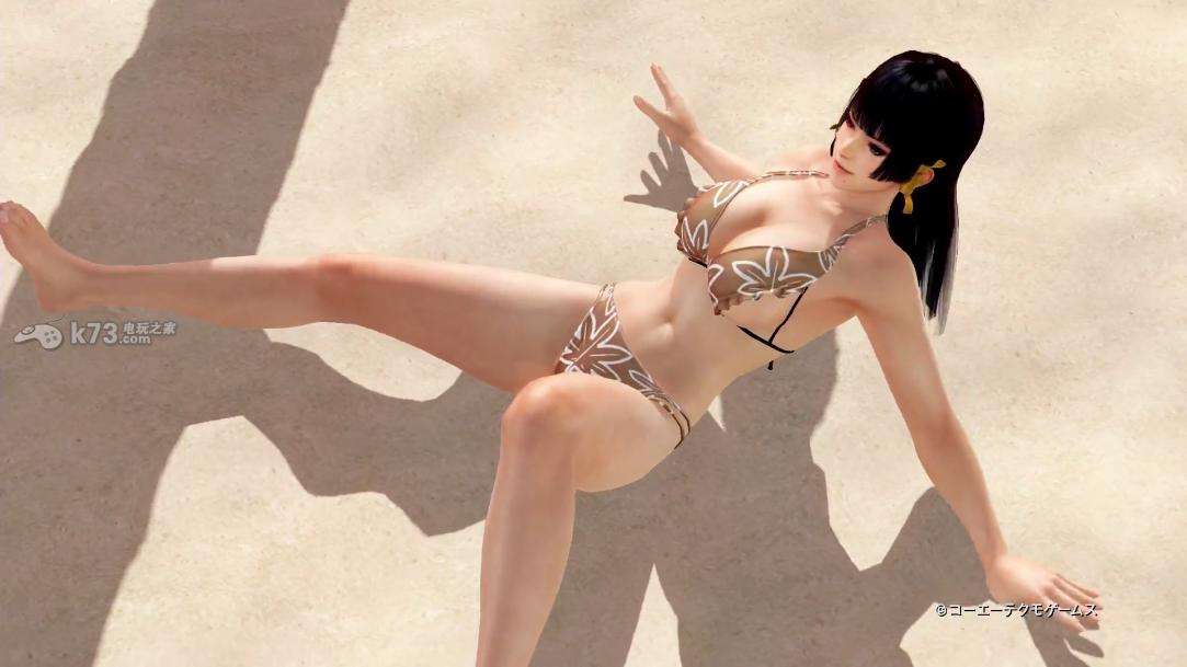 死或生沙滩排球3 性感演示视频