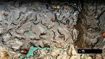 孤岛惊魂原始杀戮稀有纹狼出现位置分享