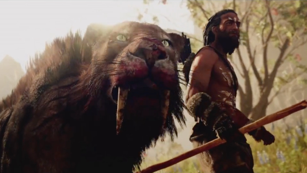 孤岛惊魂原始杀戮棕熊和穴熊的区别