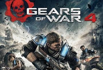 《战争机器4》10月11日发售决定