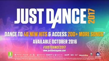 E3 2016:《舞力全开2017》登陆全平台 包括NX主机
