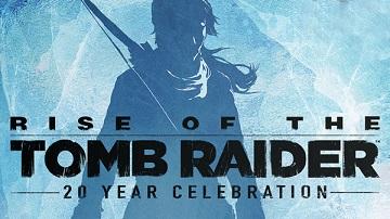 《古墓丽影崛起》PS4版发售日公开!