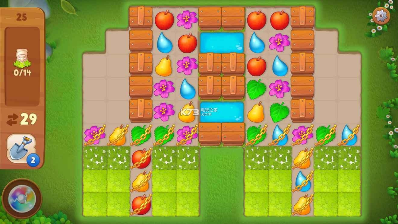 新手花园技巧攻略Gardenscapes梦幻玩法-k73清明节八大处一日游攻略图片