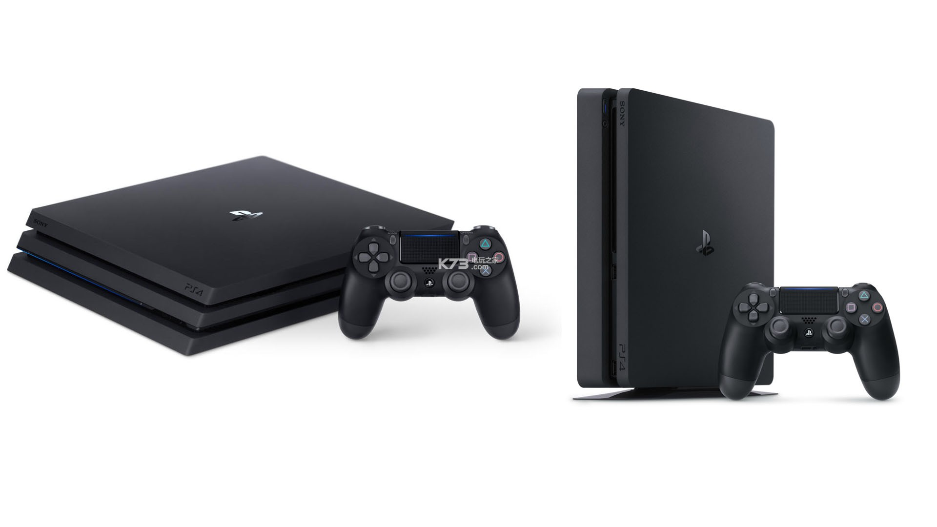 PS4 Pro&PS4 Slim国行确认 上市日期未公布