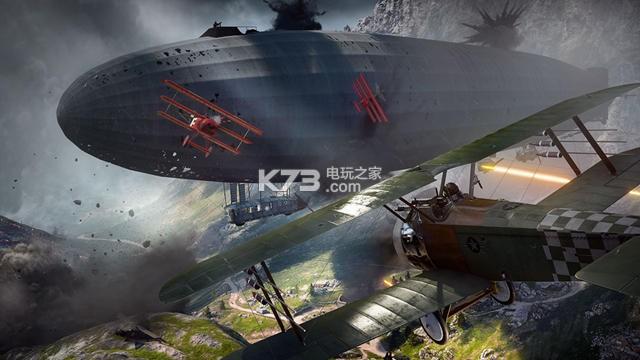 几乎就是载具和飞机大战场